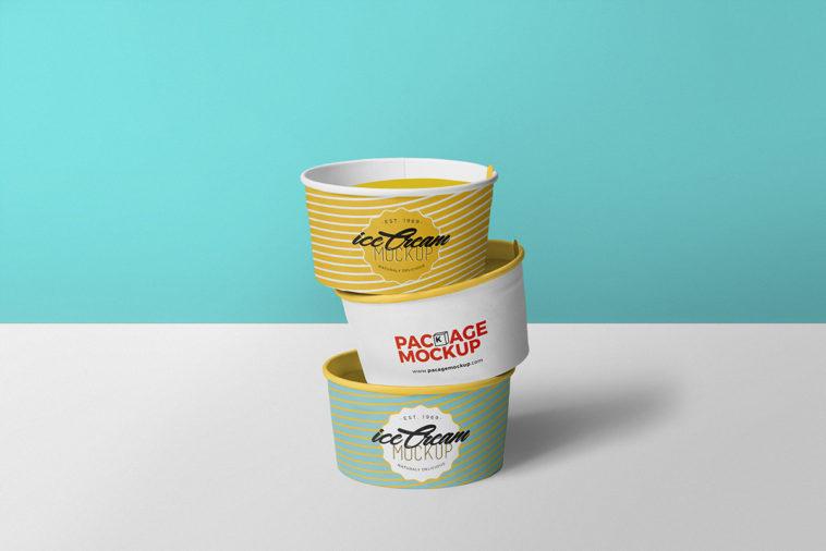 order paper ice cream
